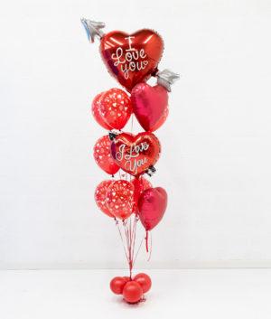 Balloon Bunches globosyalegria.com